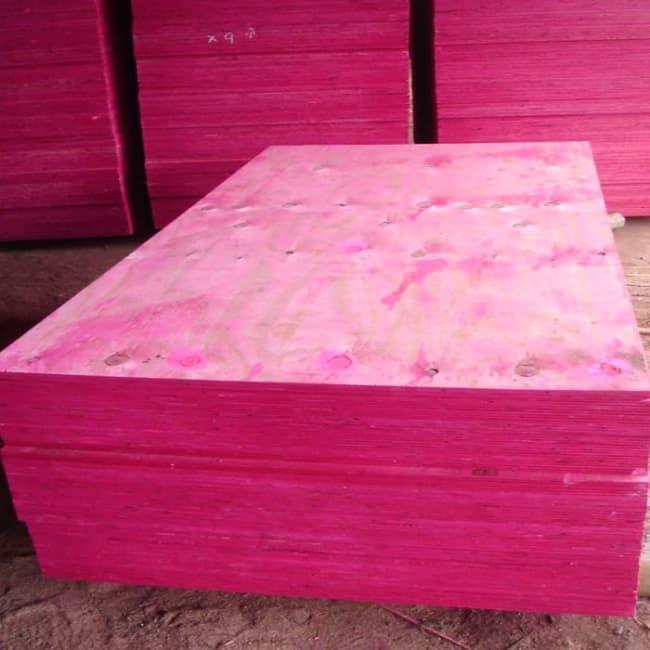 madeirite rosa resinado