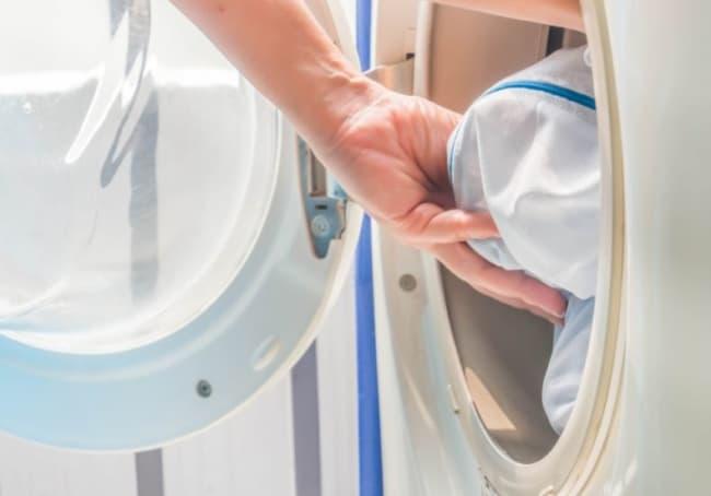 dicas para lavar roupa na maquina