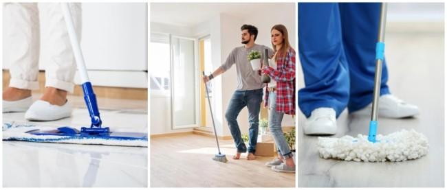 planejamento de limpeza pos obra
