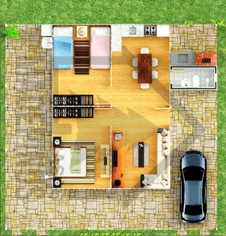 A garagem pode fazer toda diferenca