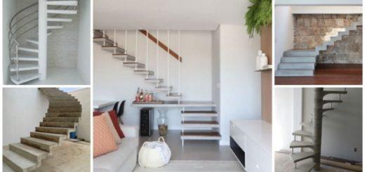 escada pre moldada