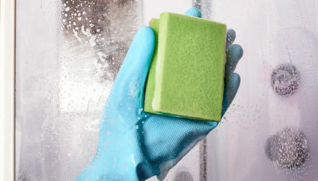 como limpar box de banheiro com bicarbonato