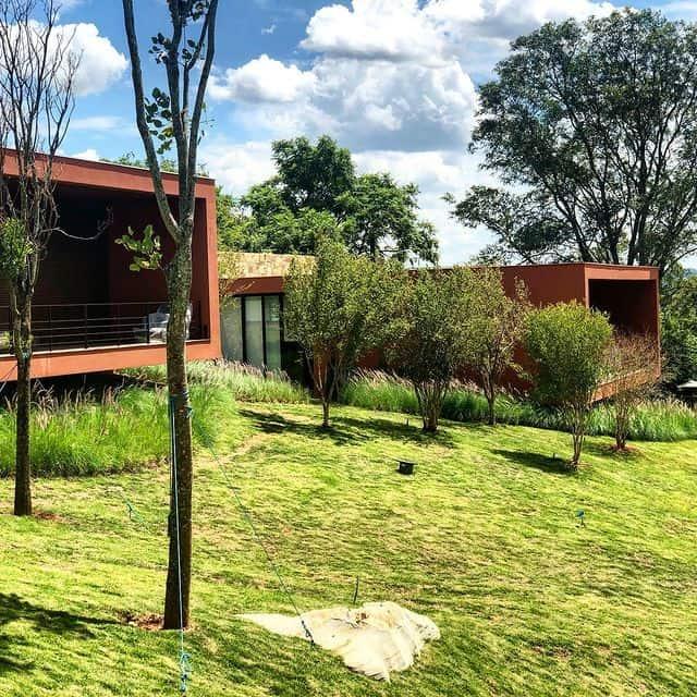A valorizacao do verde e fundamental em grandes projetos paisagisticos