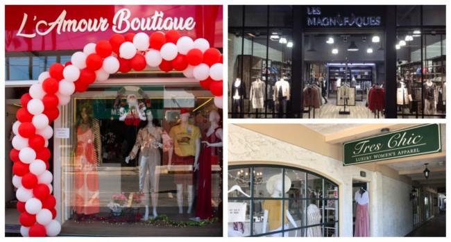 Nomes de lojas femininas francesas 2