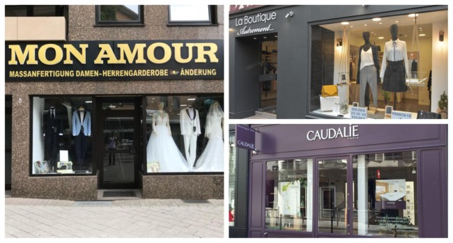 Nomes de lojas femininas francesas 3