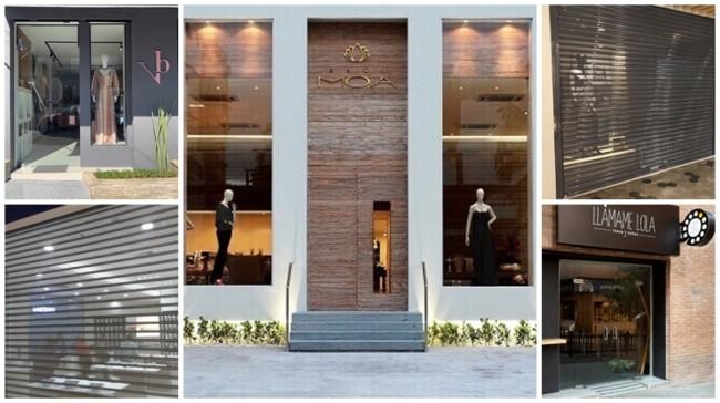 modelos de portas para loja