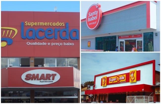 como escolher nome para supermercado