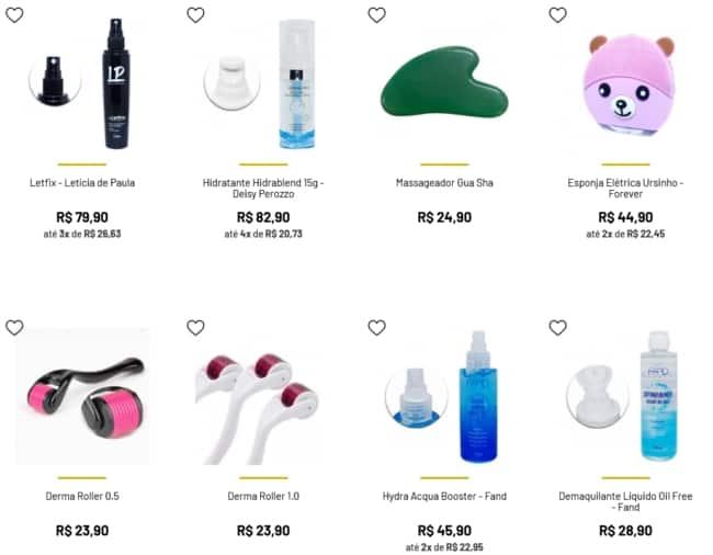 dicas para comprar e onde comprar maquiagem atacado