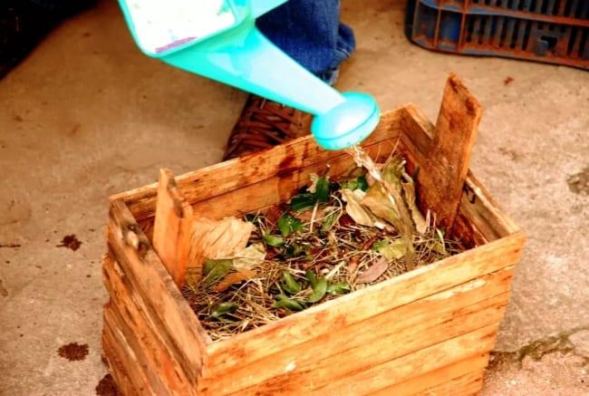 como fazer adubo organico