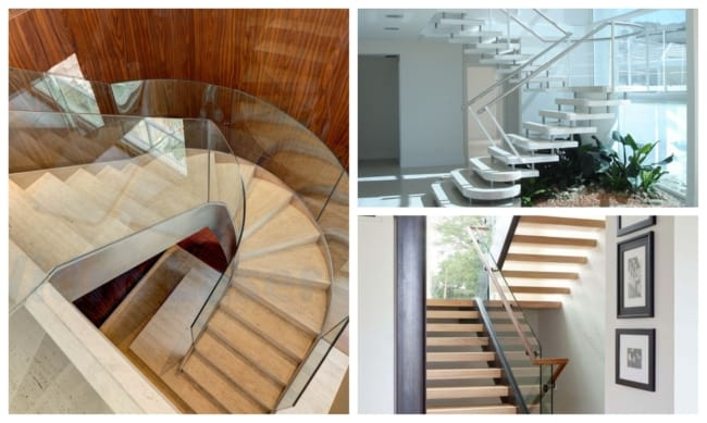 Escada em U 2