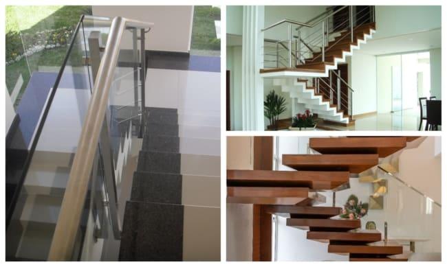 Escada em U 3