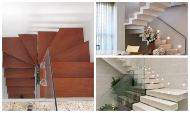 Escada em U 4