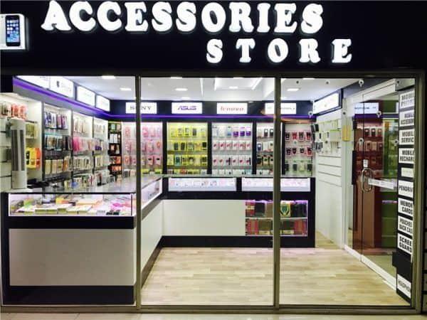 Loja de acessorios de celulares