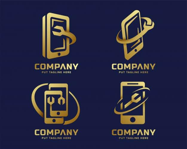 loja celular logo