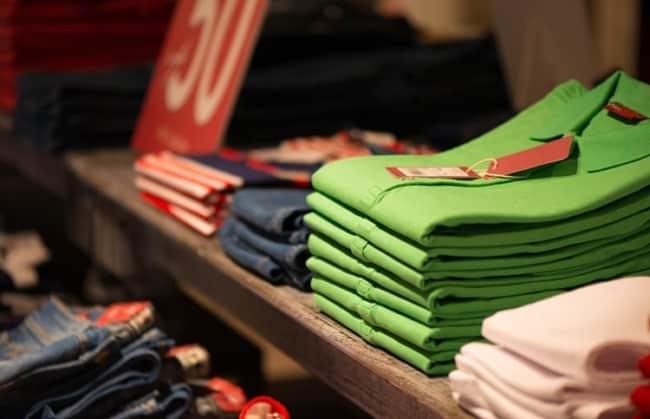 roupas importadas da China