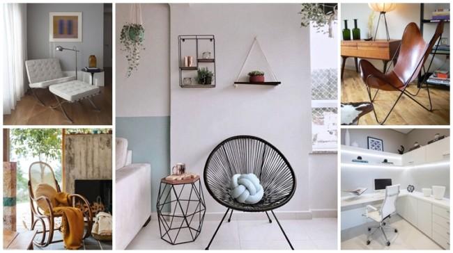 cadeiras confortaveis