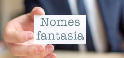 nomes fantasia