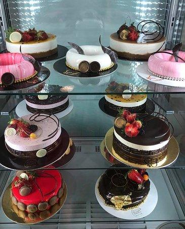 ideias para loja de bolos