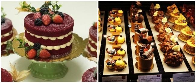 ideias para loja de bolos finos
