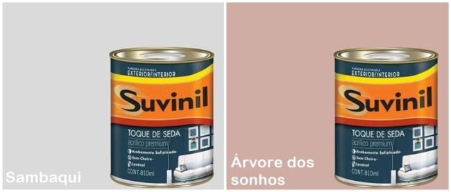 cores tinta suvinil acrilico premium