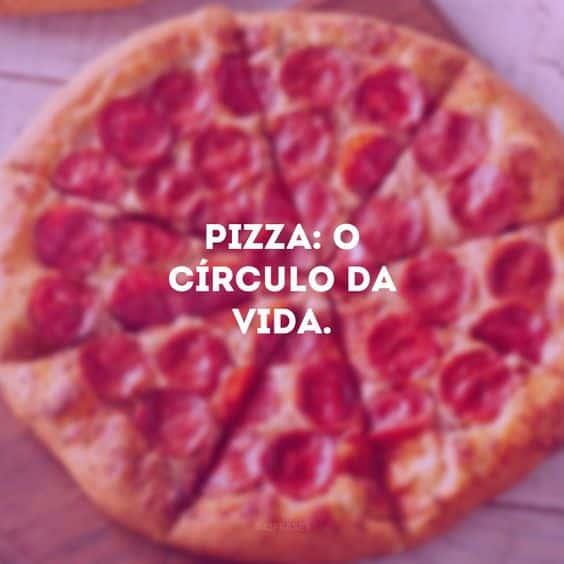 imagem para instagram de pizzaria