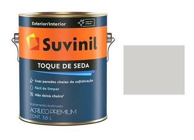 quanto custa tinta suvinil toque de seda