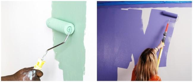 como pintar com tinta suvinil toque de seda