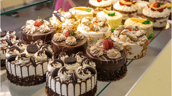 dicas para loja de bolos de aniversario