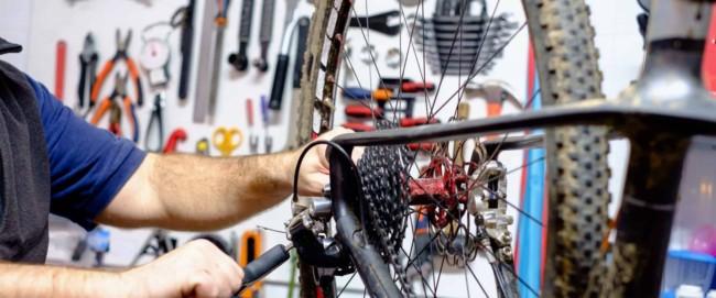 dicas para montar oficina de bicicleta