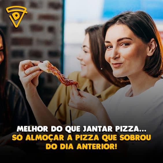meme de pizza para redes sociais