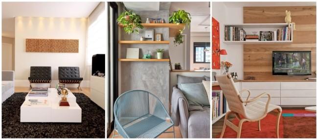 cadeiras confortaveis para sala