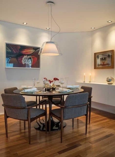cadeira retro e confortavel para sala de jantar