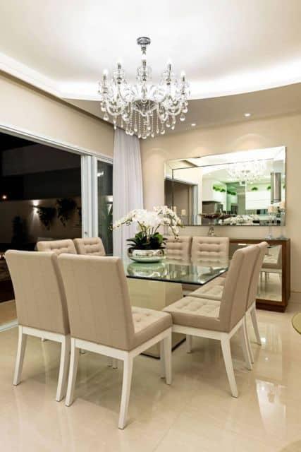 modelo de cadeira confortavel para sala de jantar