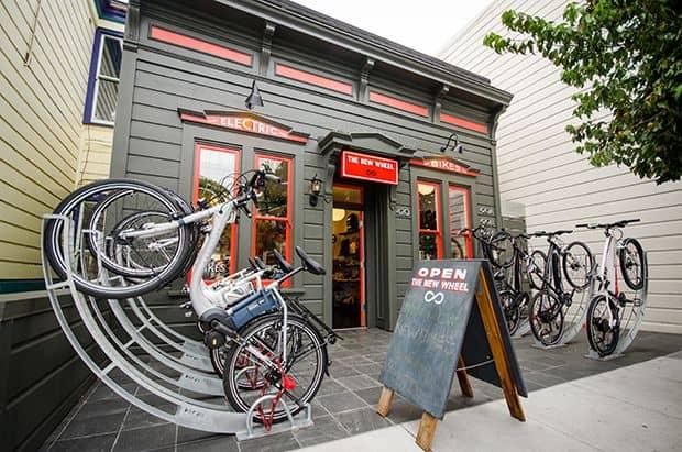 dicas para escolher local de oficina de bicicleta