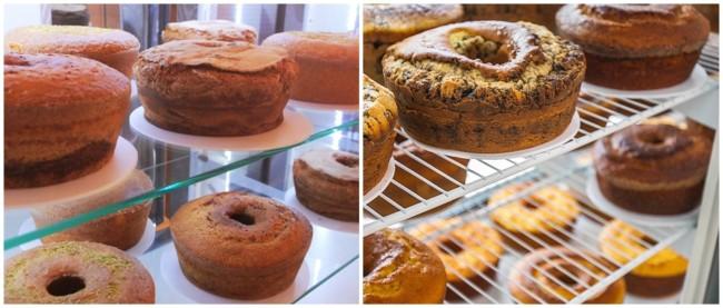 ideias para loja de bolos caseiros