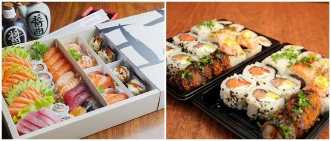 nomes para delivery de sushi