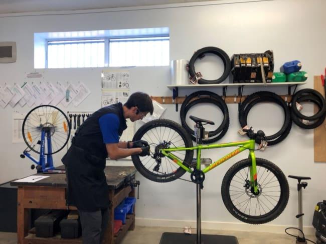 passo a passo para abrir oficina de bike