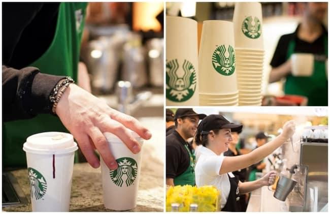 vantagens de franquia Starbucks