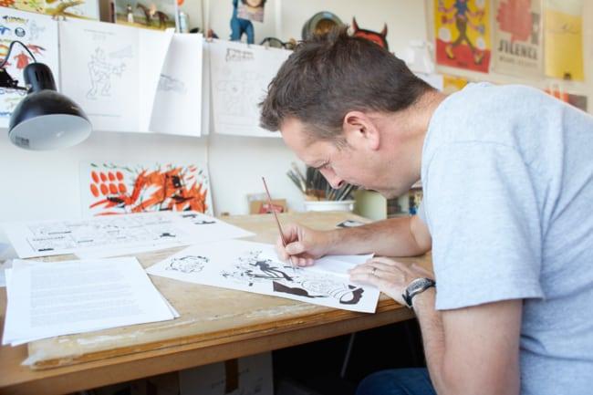 dicas de trabalho para quem gosta de desenhar