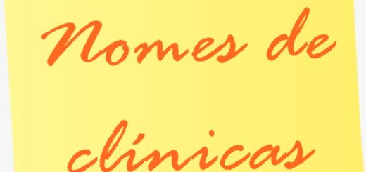 nomes de clinicas