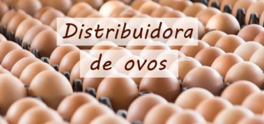 distribuidora de ovos