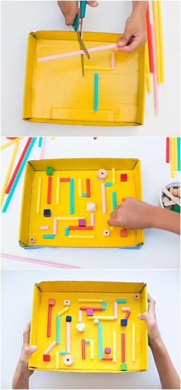 brinquedo reciclado facil de fazer