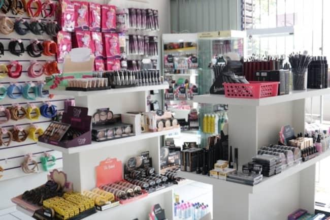 nomes para lojas de acessorios e maquiagem