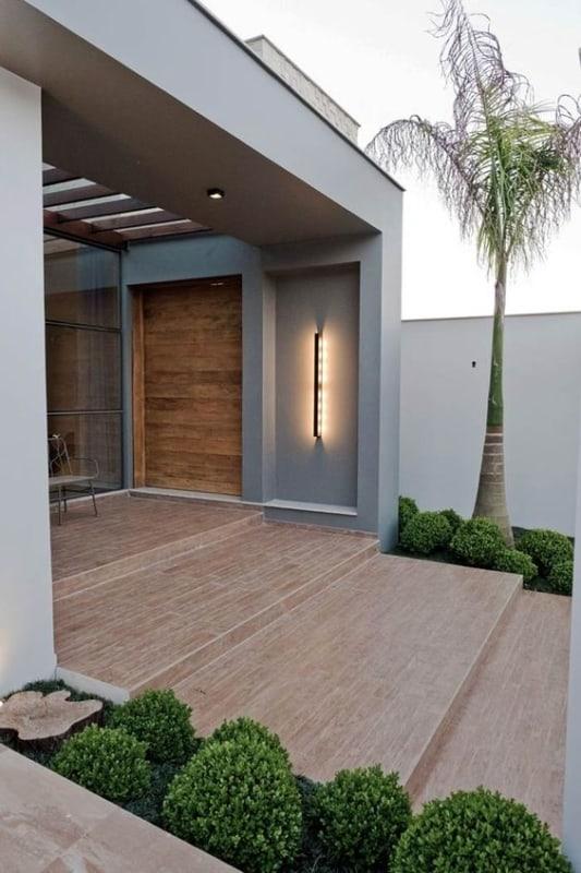 piso de quintal e area externa com porcelanato amadeirado