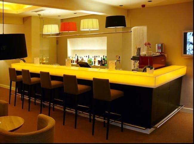 estilo moderno para decoracao de bar