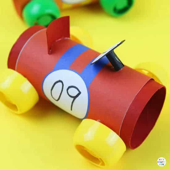 brinquedo reciclavel de rolo de papel higienico