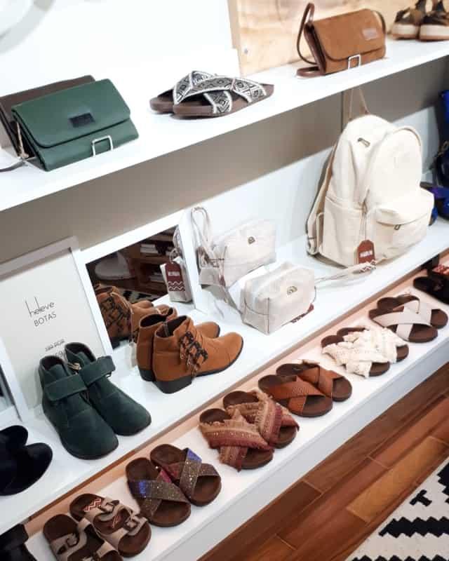 nomes para loja de bolsas e sapatos