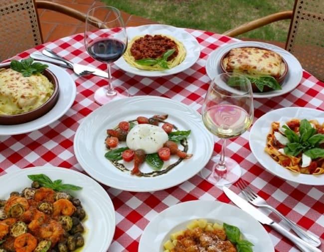 nomes para restaurantes italianos