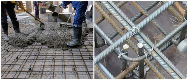 vantagens do concreto armado