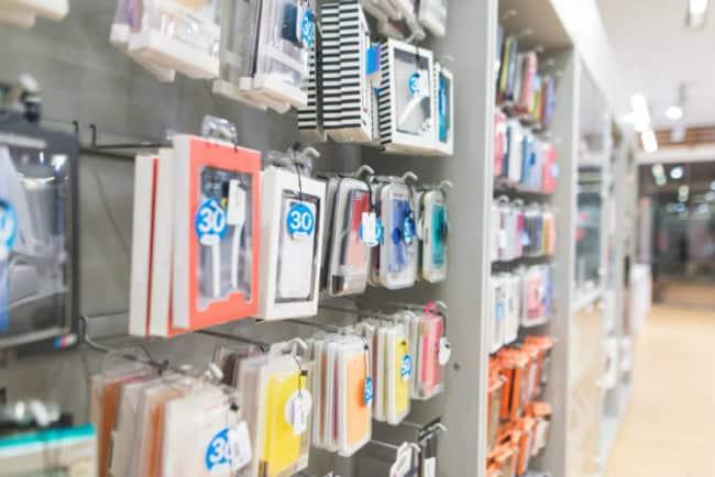 nomes para lojas de acessorios de celulares